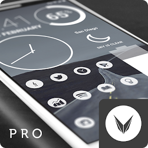 Light Void - White Minimal Icons (Pro Version) For PC / Windows 7/8/10 / Mac – Free Download