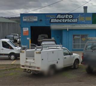 auto electrical repair shop