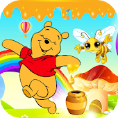 Winie World Jungle the Pooh APK for Bluestacks