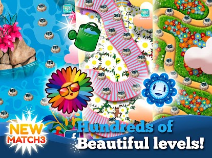 flower power match 3 saga apk 5 8 free puzzle games for android. Black Bedroom Furniture Sets. Home Design Ideas