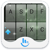 TouchPal Vast Sky Theme APK for Blackberry