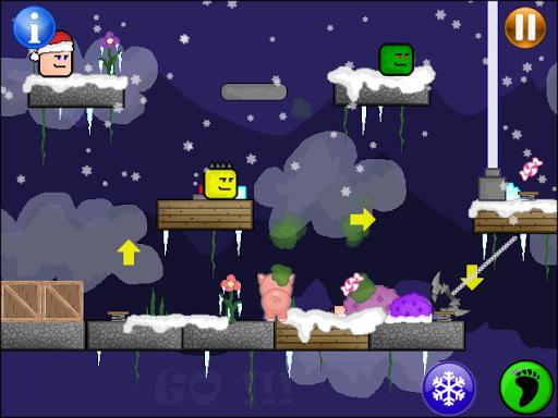 Cuadrado - screenshot