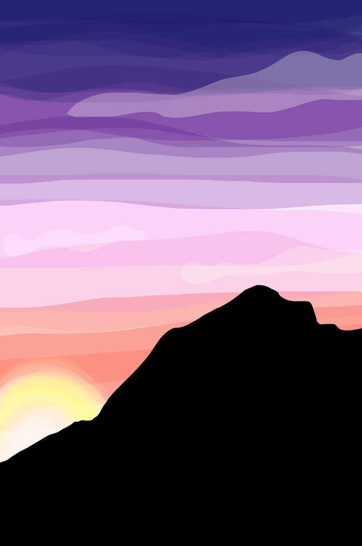 Silhouette Mountain