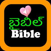 Telugu English Audio Bible తెలుగు ఇంగ్లీష్ బైబిల్ 1.1 Icon