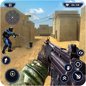 Army Anti-Terrorism Sniper Strike - SWAT Shooter Online PC (Windows / MAC)