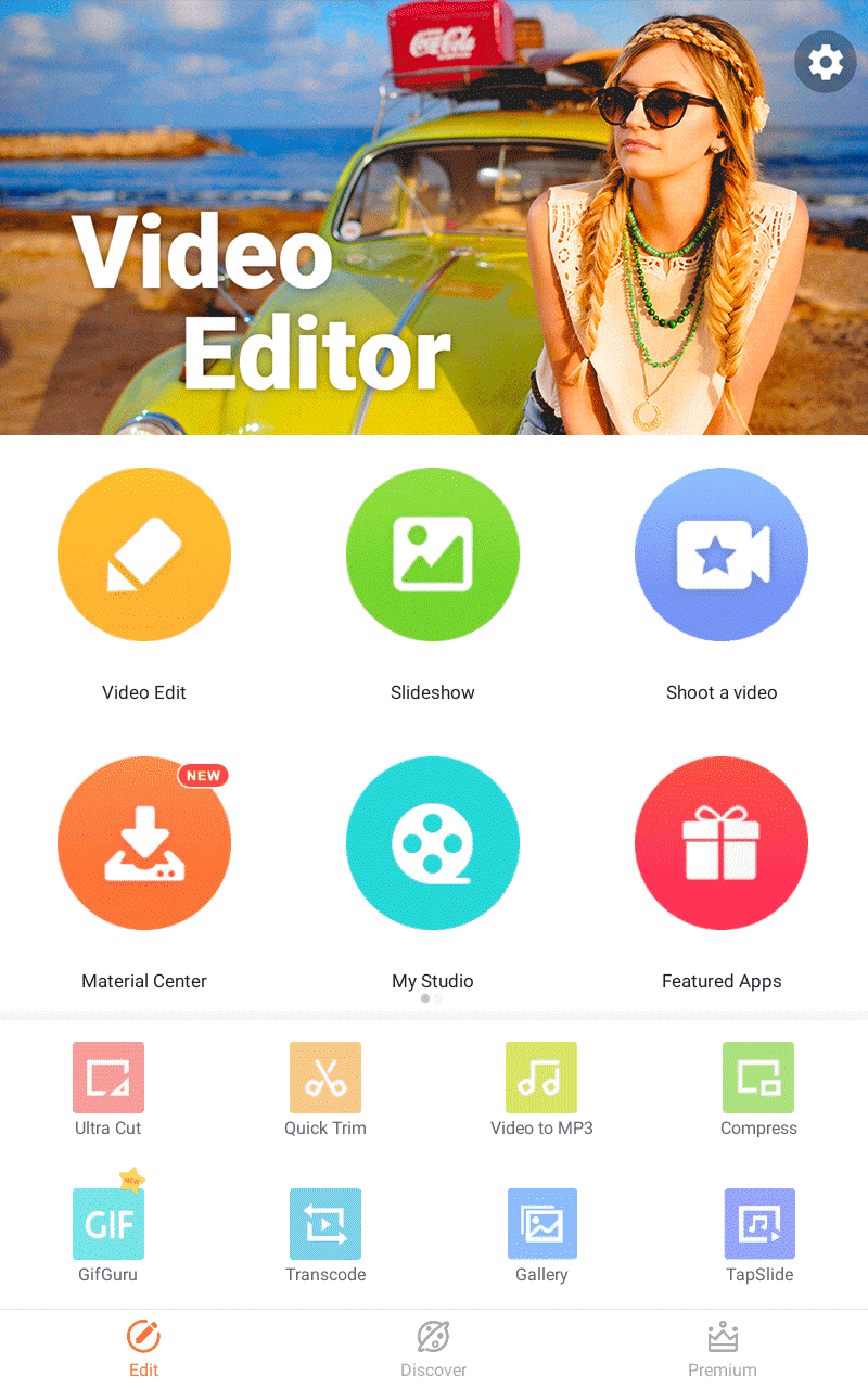 VideoShow-Video Editor, Video Maker, Beauty Camera Screenshot 15
