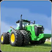 Traktor-Bauernhof-Simulator 0D