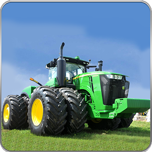 Tractor Farm Simulator 3D Pro Icon