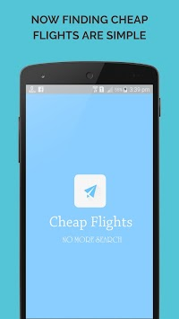Cheap Flights 301140 APK screenshot thumbnail 1