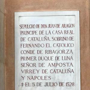 Don Juan De Aragon