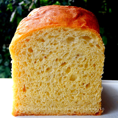 Yeasted Cornmeal Bread