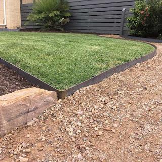 Commercial Iron Garden Edging