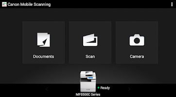 Screenshot of Mobile Scanning for Business