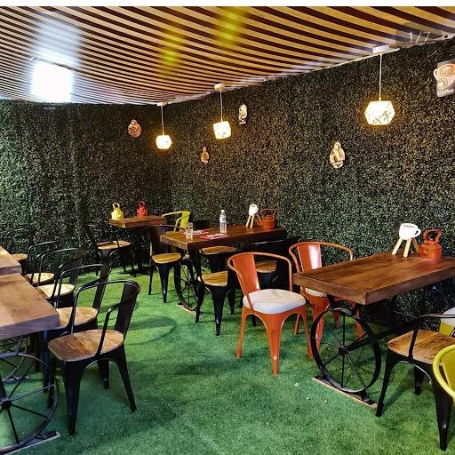 The Chocolate Room, Kothrud, Kothrud logo