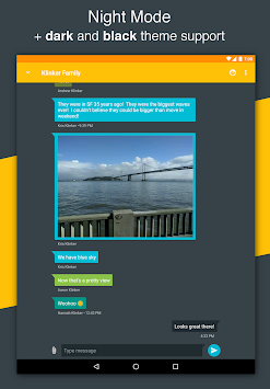 Pulse SMS (Phone/Tablet/Web) APK screenshot thumbnail 13