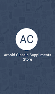 Arnold Classic Suppliments Sto - screenshot