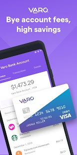 Varo Mobile Banking and Saving for pc