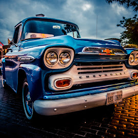 Chevrolet by Rob Krueger - Transportation Automobiles ( classic car, truck, chevrolet, cars, classic )