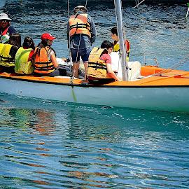 telaviv by Abu Abdullah - Transportation Boats ( boats, transportation )