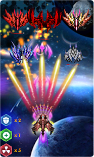 Ace Air Force - Galaxy Attack- screenshot