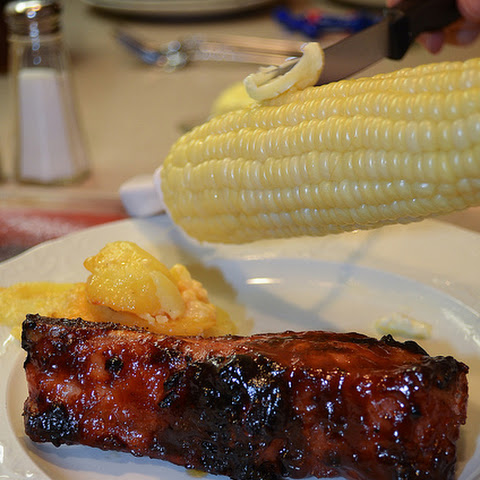 Jim's Country Style BBQ Ribs