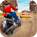 Download Bike Racing - Traffic Rivals APK on PC