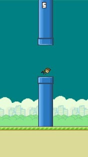Flappy Rubius - screenshot