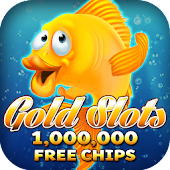 Big Golden Fish Slots Casino APK for Ubuntu