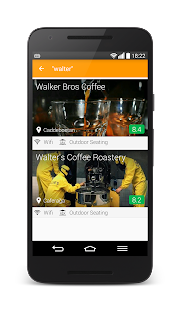 İstanbul Coffee Guide - screenshot