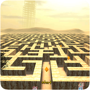 3D Maze 2: Diamonds & Ghosts????