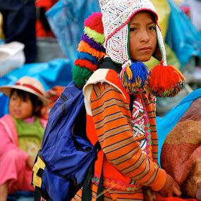 Peruvian Hats by Sloane Sheldon - People Street & Candids