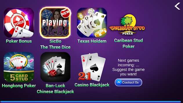 Poker Bonus Texas HoldEm - Casino Offlinne APK screenshot thumbnail 8