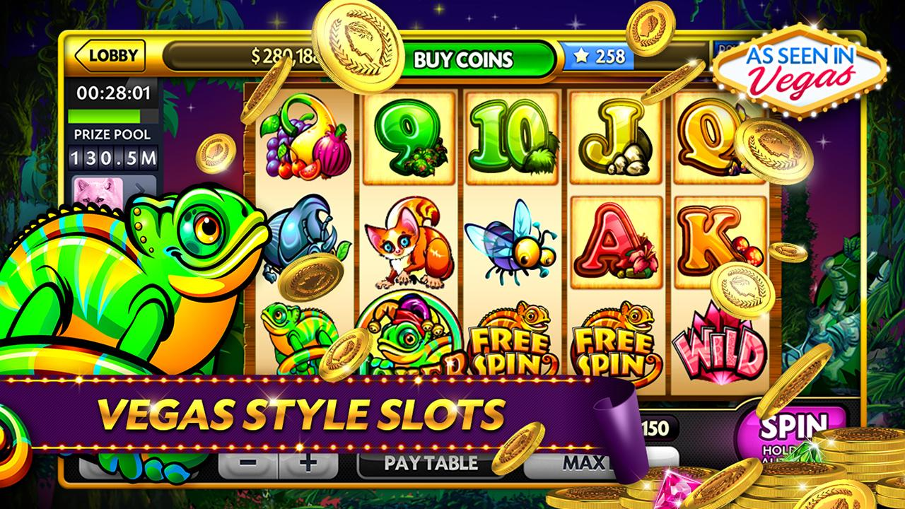 Caesars Slots Spin Casino Game Screenshot 18