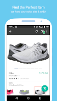 Screenshot of Zappos: Shoes, Clothes, & More