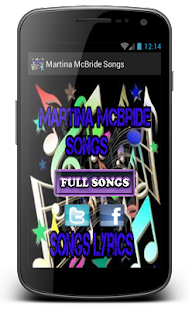 Martina McBride Songs - screenshot