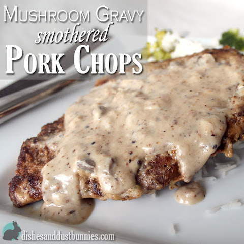 Pork Chops With Mushroom Soup In The Oven Recipes | Yummly