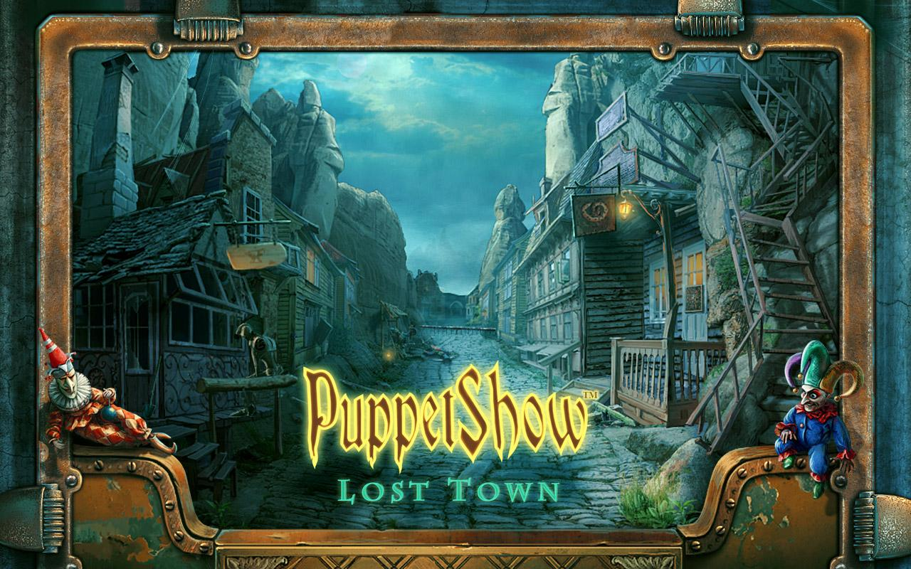 Puppet Show: Lost Town Screenshot 0