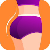 8.  Butt Workout At Home - Female Fitness