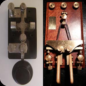 2 Amateur ham radio CW Morse code practice keys TX For PC / Windows 7/8/10 / Mac – Free Download