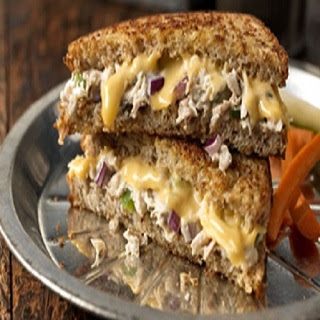 Tuna Melt Sandwiches