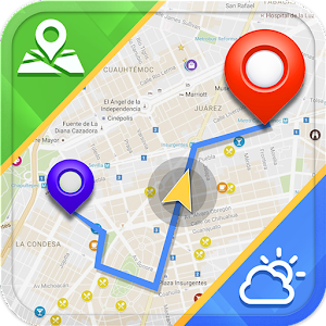 Offline GPS - Maps Navigation & Directions Free For PC (Windows & MAC)