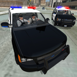 Cop Car Police Chase Driving for PC / Windows & MAC