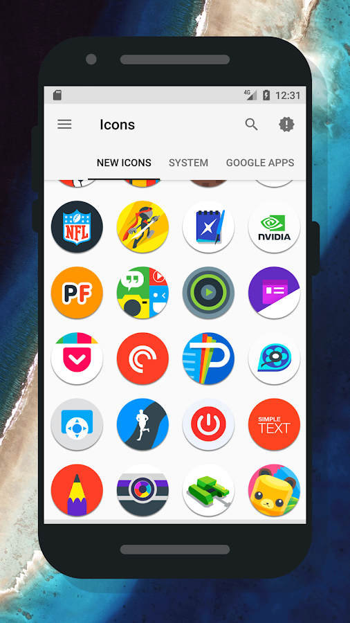 Oreo 8 - Icon Pack Screenshot 6