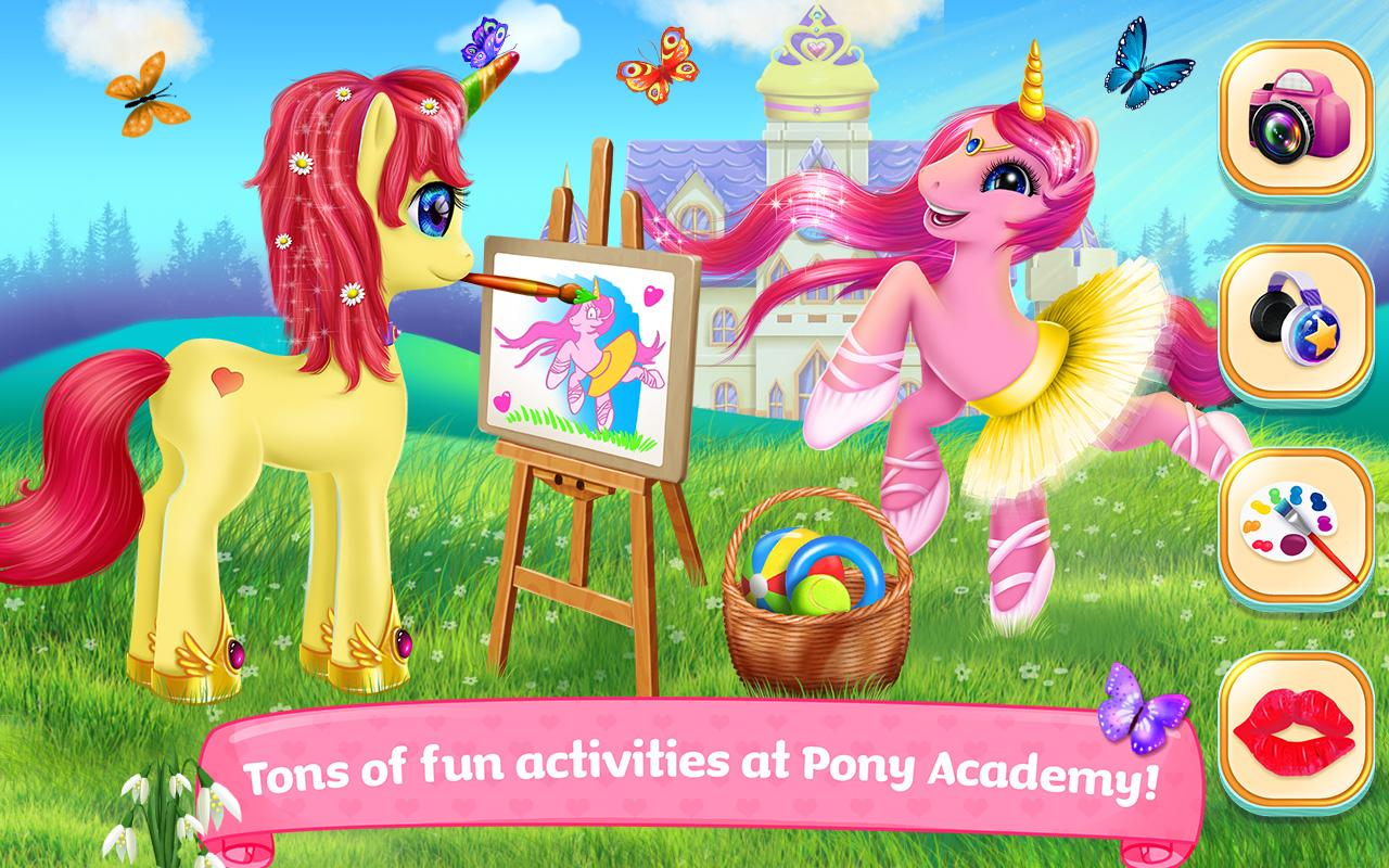 Pony Princess Academy Screenshot 8