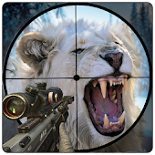 Game White Lion Hunting apk for kindle fire