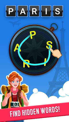 WordTrip - A word search & connect puzzle game For PC