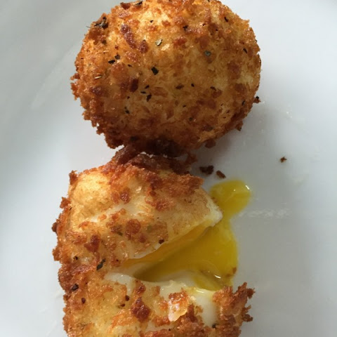 Deep Fried Eggs