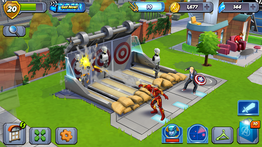 MARVEL Avengers Academy screenshot 24