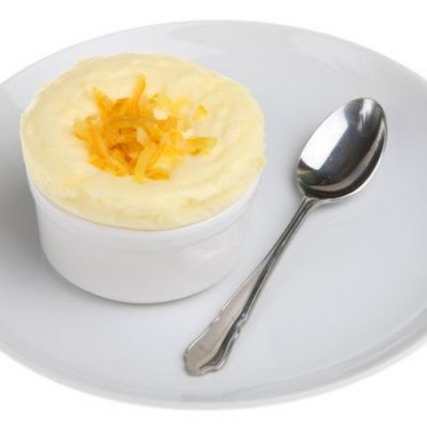 Tangy Orange Pudding