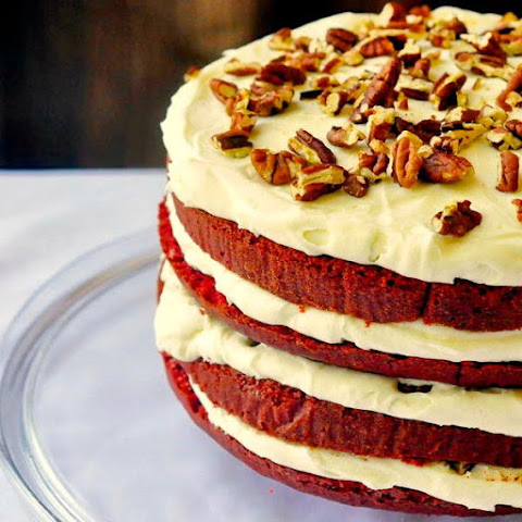 The Best Red Velvet Cake